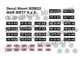 MAN HX77 8x8